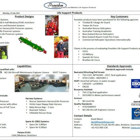 Poseidon Products